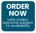 Order now as late order become subject to availabilty
