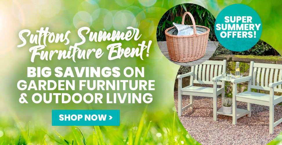 View Our Suttons Summer Furniture Event